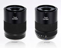 zeiss touit 50