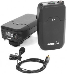 RodeLink Wireless Mic